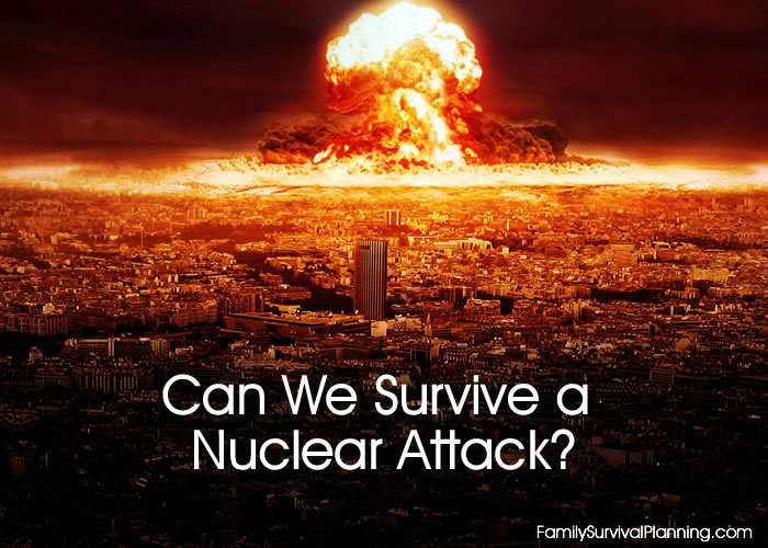 Surviving a Nuclear Attack