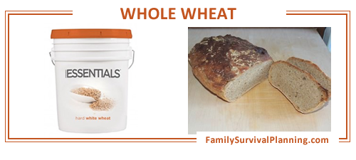 White Whole Wheat