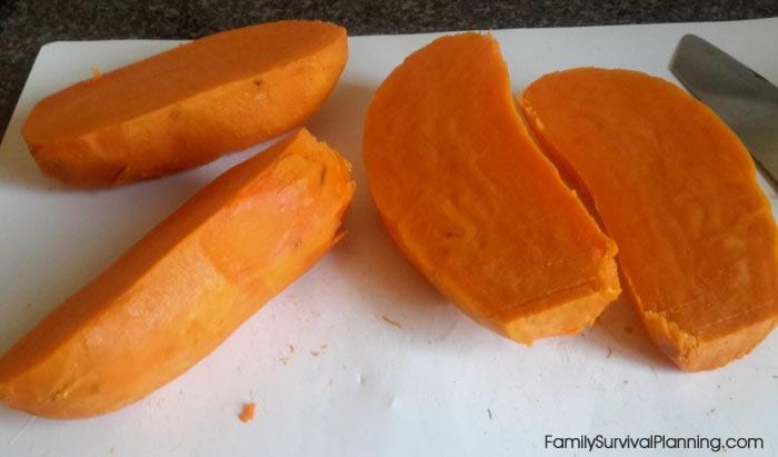 Baked Yams/Sweet Potatoes